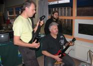 Delta Soft guys can never get enough of Guitar Hero