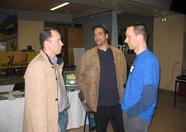 Erik, Martin and Eric