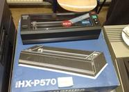 Toshiba MSX Plotter in mint condition. Boxed and all...