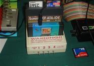 Elite MSX setup