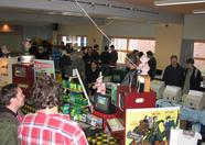 Overview of the fair.