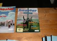 The Spanish Hnostar magazines were on sale as well