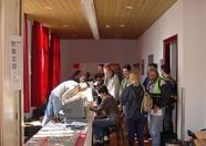 MSX.ORG shared their stand with TeddyWareZ, Team Bomba and Michiel de Vries