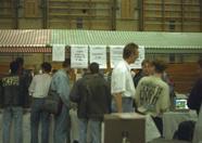 Zandvoort 1995  - An impression of the fair.