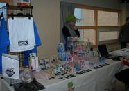 Lots of MSX goodies and figurines for sale at TNI