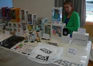 TNI sold figurines, T-shirts and other MSX merchandise