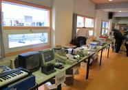 MSX Club West-Friesland had lots of hardware for sale