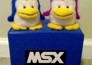 MSX Wool Buddies - Penta (Pentarou) & Penko (Hanako)