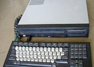 Yamaha AX-500, one of the 3 MSX2 models sold in the Middle East