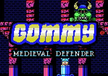 MSXdev'13 - Gommy Medieval Defender announced