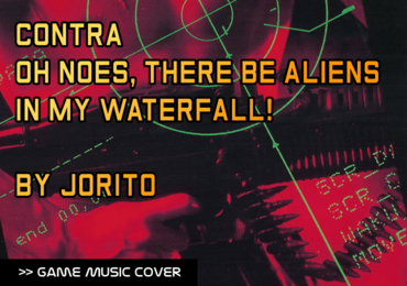 Contra - Waterfall by Jorito