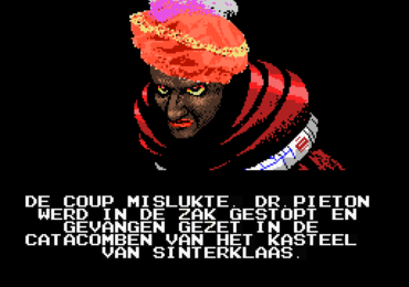 Sinterklaas remakes of Nemesis 2 and The Maze of Galious
