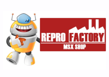 Repro Factory MSX shop announced