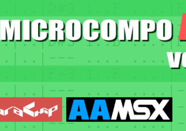 Micro AY compo contest Vol. 2