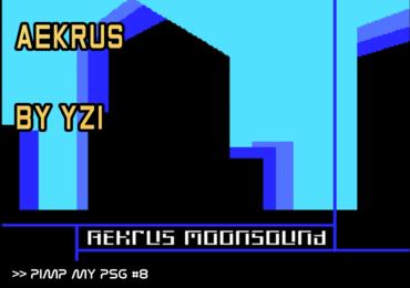 Pimp my PSG #8 - Aekrus by Yzi