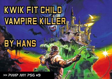 Pimp my PSG #9 - Kwik Fit Child by Hans