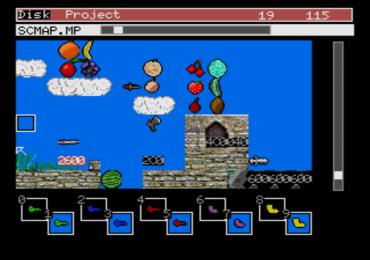 Flyguille's devkit for platform games published