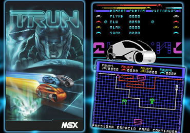 TRUN - New MSX game
