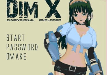 DIM X a new game by Kai Magazine