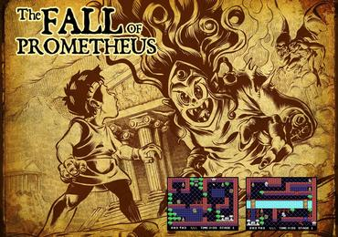 The Fall of Prometheus - game in development