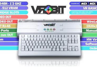 El equipo de VroBIT estará presente en RetroMadrid