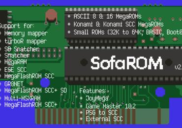 Publicado SofaRun 3.0 y SofaROM 2.0