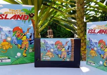 Tina's Adventure Island ready for sale