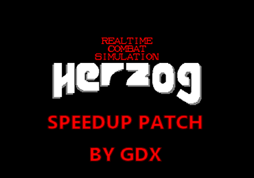Herzog speed-up patch by GDX