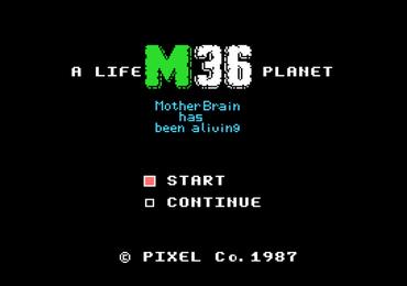 A Life M36 Planet - English Translation