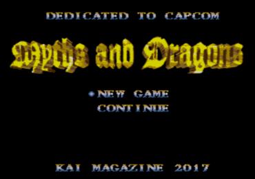 Myths and Dragons listo para su lanzamiento