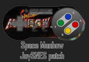 JoySNES patch for Space Manbow and Gradius
