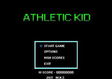 Athletic Kid - Athletic Land remake for PC