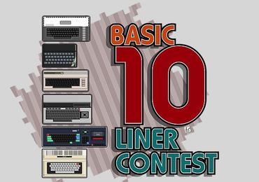 homeputerium's cross-platform BASIC-10Liners 2018 competition announced
