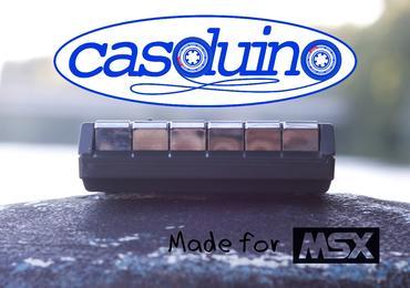 CASDuino for MSX