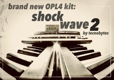 OPL4 Shockwave 2 - New product pre-sale 2/2018