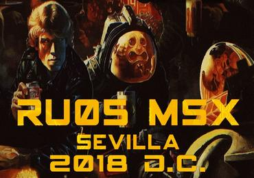RU05 MSX Sevilla: We will meet you October 14th!