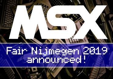 MSX Fair Nijmegen 2019