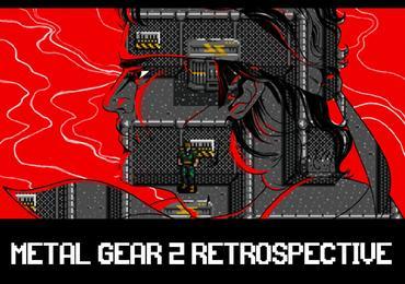 Metal Gear 2 retrospective on Kotaku