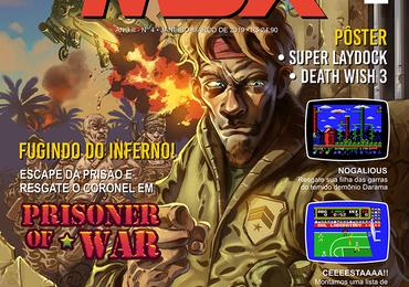 Clube MSX issue #4 pre-sale starts tomorrow