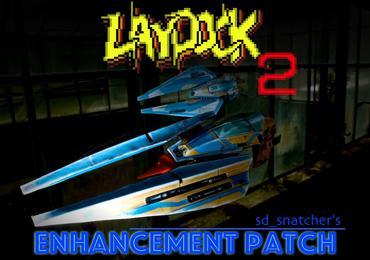 Parche de mejora para Laydock-2
