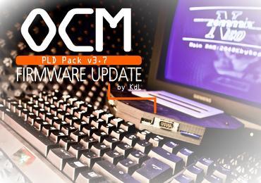¡Listo el OCM-PLD Pack v3.7!