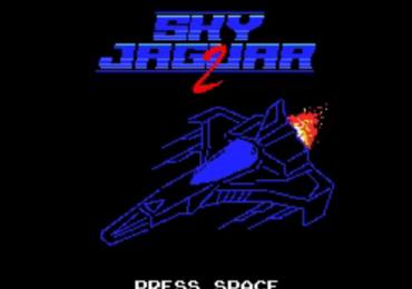 Sky Jaguar 2 por Demon Videogames.