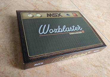 Wozblaster de MSX Calamar - reserva