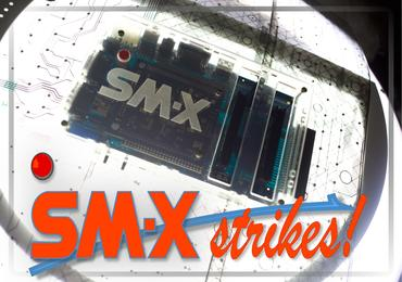Get in touch with the new SM-X