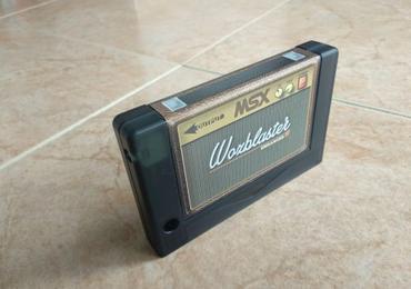 Wozblaster enhanced by MSX Calamar new pre-order