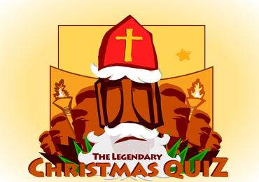 The legendary Christmas Quiz will be continued!