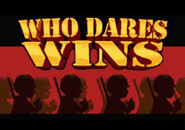 Who Dares Wins MSX2 remake available for free download!