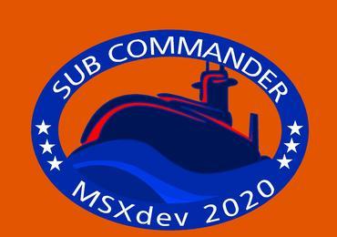 MSXdev'20 #3 - Subcommander