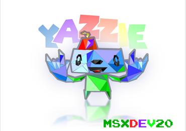 MSXdev'20 #04 – Yazzie Remastered