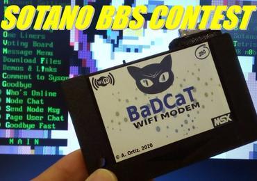 Sotano BBS contest